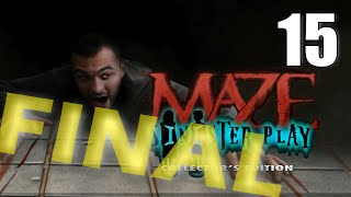 Maze 5: Sinister Play CE [15] Let's Play Walkthrough - FINAL ENDING - Part 15