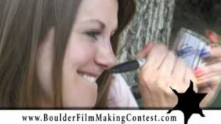 Make sure to blacken your tape video in Boulder's Film Making Contest