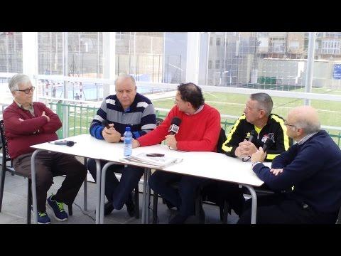SCT-Tertulia en Ilusión Sport Center 23-01-17