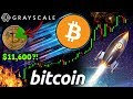 INSANE Bitcoin FOMO! Grayscale Buys 21% of $BTC! Investors Pay $11,600 Per Coin! 😱