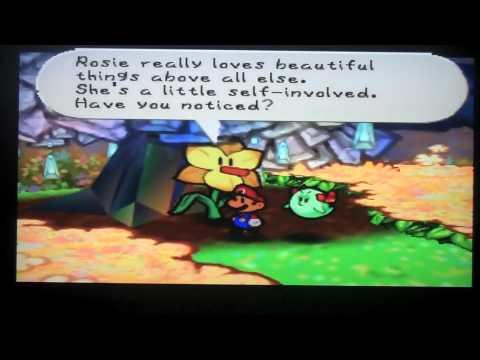 Paper Mario Walkthrough Ch6 Dark Days In Flower Fields Ptiii
