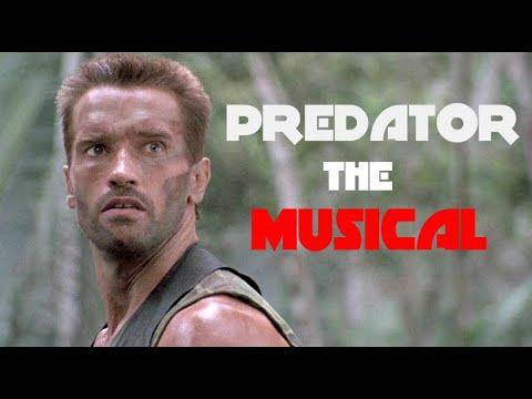 Predator: The Musical (Arnold Schwarzenegger)