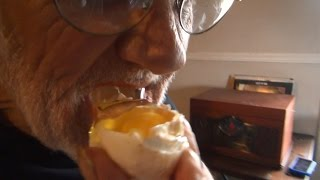 CHOCOLATE COVERED RAW EGG PRANK 2