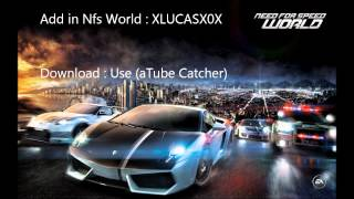 Need For Speed: World - Music 2 Years - Free Roam
