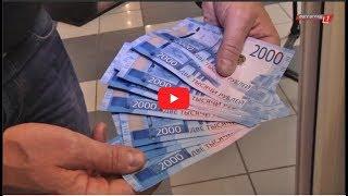 Пилили деньги. Вооруженное ограбление волгоградского магазина попало на видео