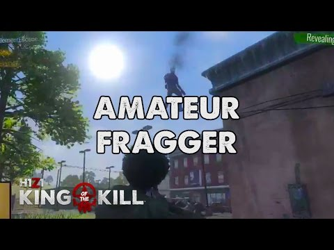 H1Z1 - Amateur Fragger