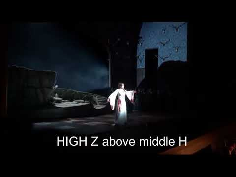 Olga Peretyatko-Lucia di Lammermoor Trailer (Super High Zs and other Perle Nere)