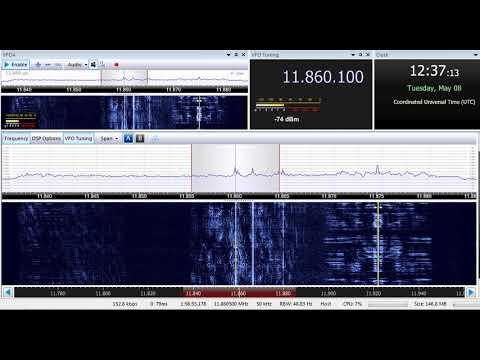 08 05 2018 Republic of Yemen Radio in Arabic to ME 1236 on 11860 Jeddah or Riyadh