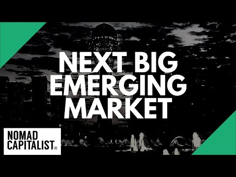 The Next Big Emerging Market?