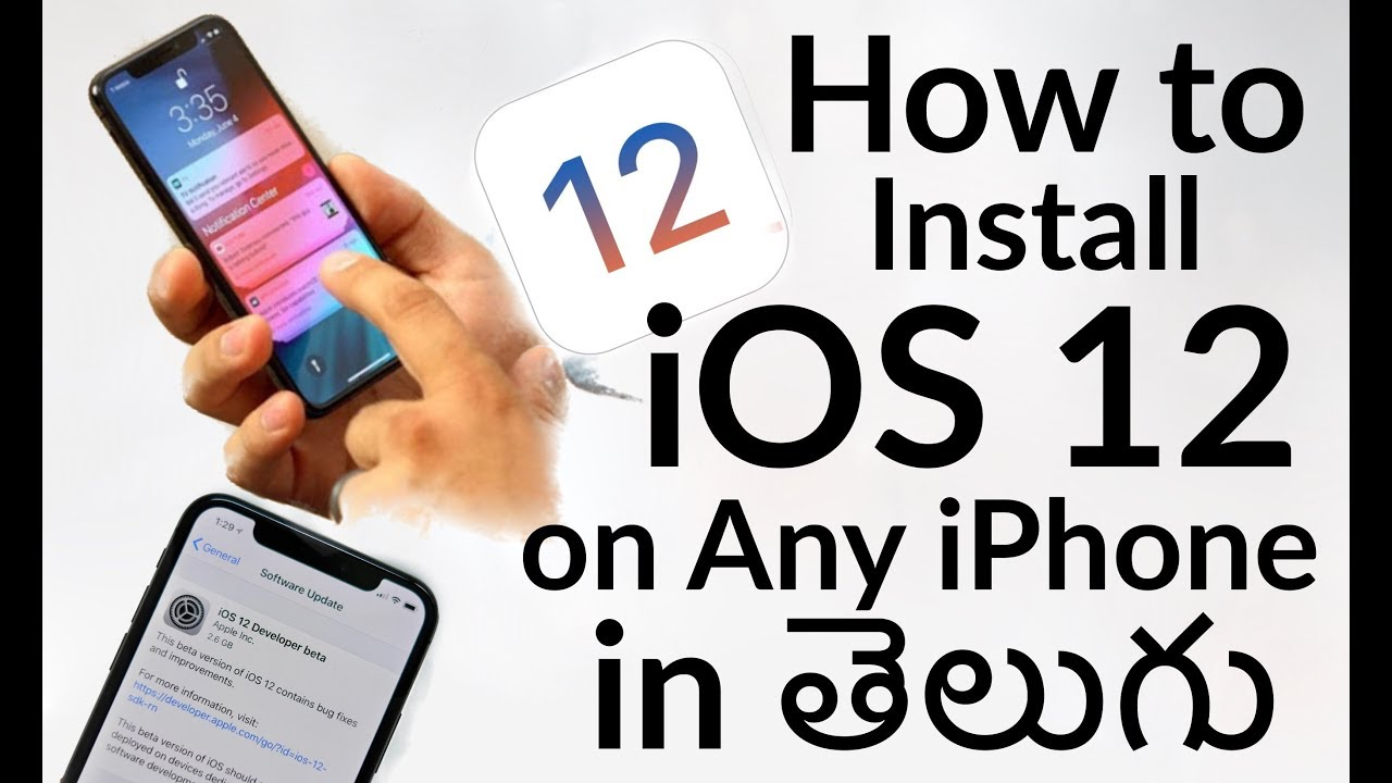 ios 12 beta 6 download