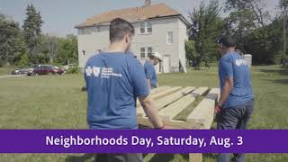 Neighborhoods Day 2019 TV Spot