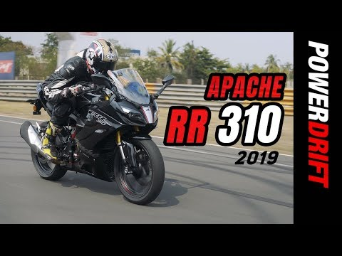 2019 TVS Apache RR310 : Flagship reloaded