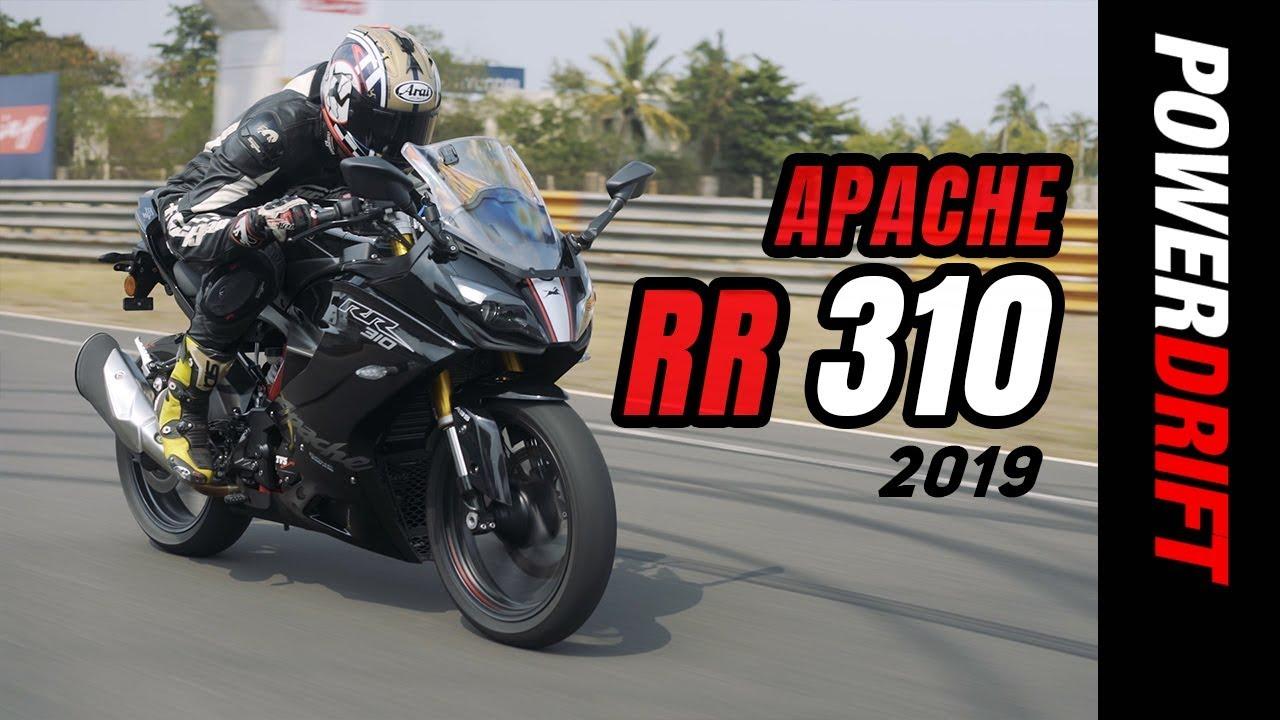 video TVS Apache RR 310