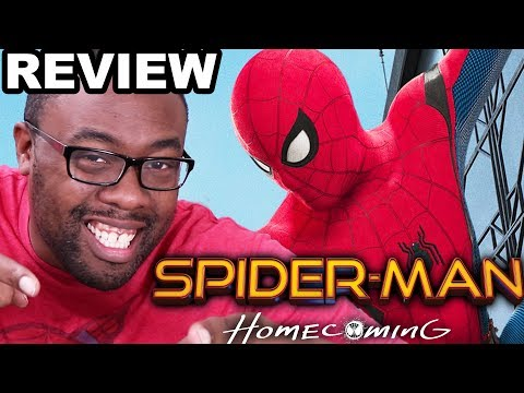 SPIDER-MAN HOMECOMING MOVIE REVIEW – NO SPOILERS [Black Nerd]