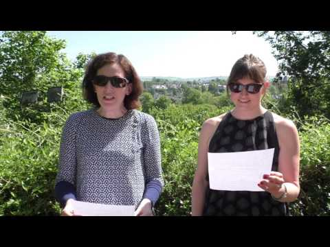 "Elaine Harrington & Dr Jill Rogers (UCC): 'Mapping Sound ""Off the Map"" at UCC"