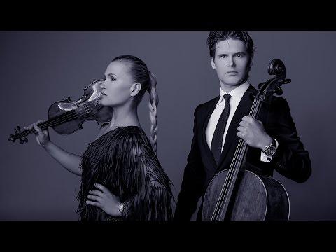 Mari and Hakon Samuelsen perform Handel-Halvorsen 'Passacaglia'