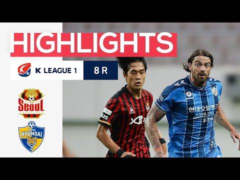 Seoul Ulsan Hyundai Goals And Highlights