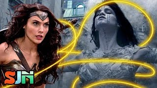 Wonder Woman Wins Weekend, Tom Cruise Cries for Mummy