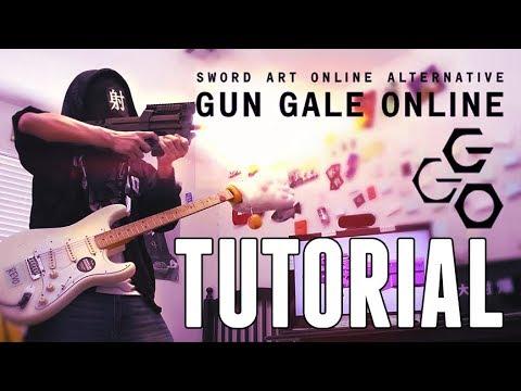[TUTORIAL] Sword Art Online Alternative: Gun Gale Online OP - 流星 / Ryuusei