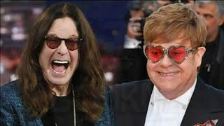 Ozzy Osbourne - Ordinary Man (Feat.  Elton John)