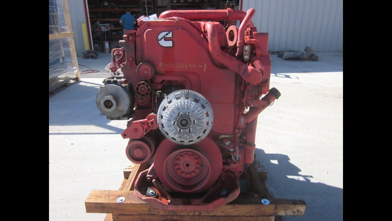 2015 Cummins ISX Engine 450 HP