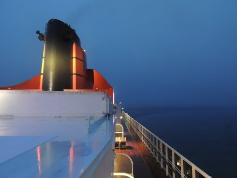 QM2 Post-Refit Cruise 21st-23rd June 2016