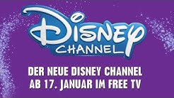 DISNEY CHANNEL - NEU IM FREE TV! - TRAILER
