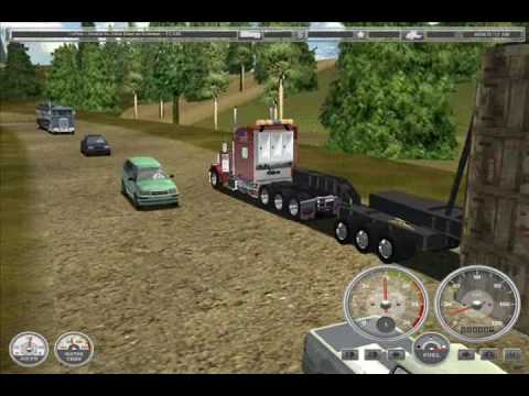 Play virus-free 18 Wheels of Steel Haulin game download Free Version here