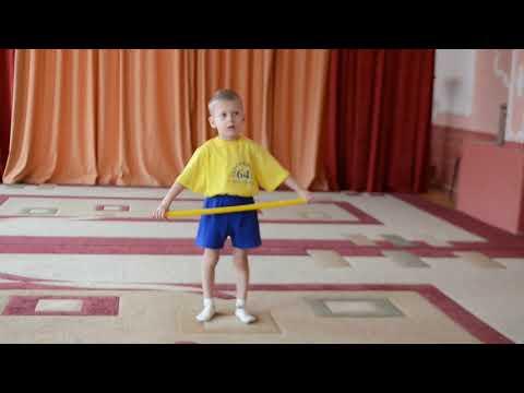 Комплекс упражнений для профилактики нарушений осанки (средний возраст)