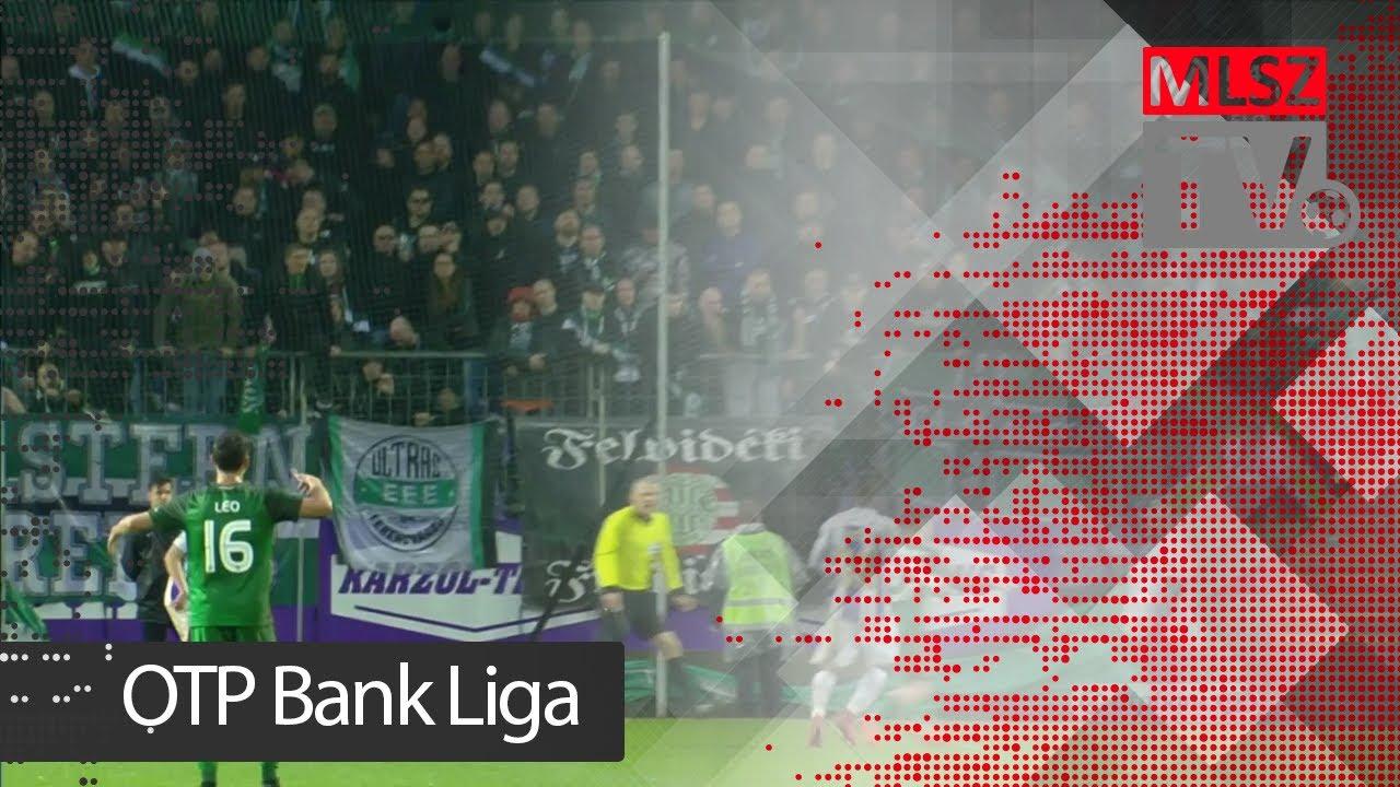 Újpest FC - Ferencvárosi TC | 0-0 (0-0) | OTP Bank Liga | 24. forduló | 2017/2018 | MLSZTV