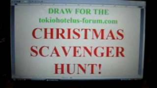 THus Forum Scavenger hunt draw 2009!