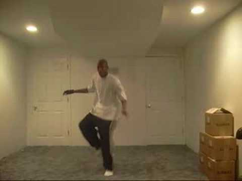The actual dance of Forever  Chris Brown