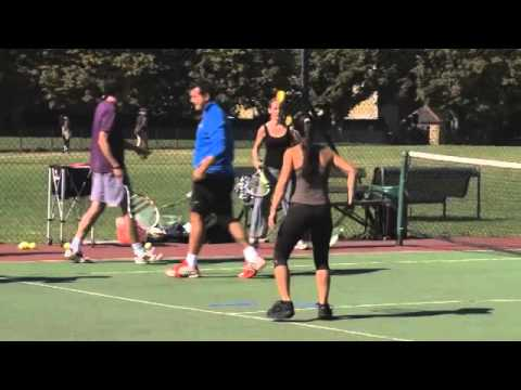 ITF Tennis Xpress Session ONE Overview