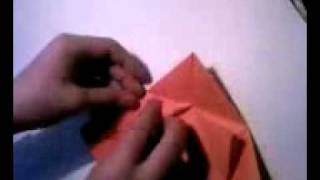 Как сделать подставку для телефона из бумаги.(Познавательное видео о том какие вещи можно сделать из бумаги., 2011-05-16T12:38:52.000Z)