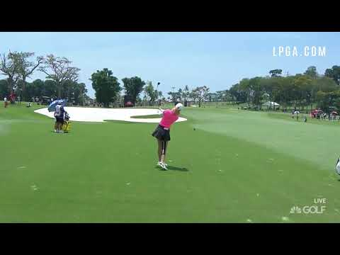 Michelle Wie Cards Final Round 65 and Wins The 2018 HSBC Women's World Championship