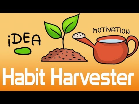 Habit Harvester - Why Habits are Important + Motivation vs Discipline