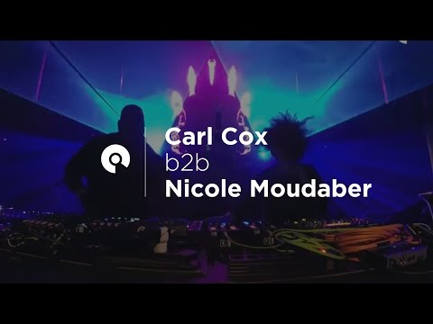 Carl Cox b2b Nicole Moudaber @ Music Is Revolution 2016 Week 8, Discoteca, Space Ibiza