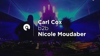 carl cox b2b nicole moudaber music is revolution 2016 week 8 discoteca space ibiza