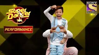 Bishal और Vaibhav के Performance ने जीता सबका दिल | Super Dancer Chapter 2