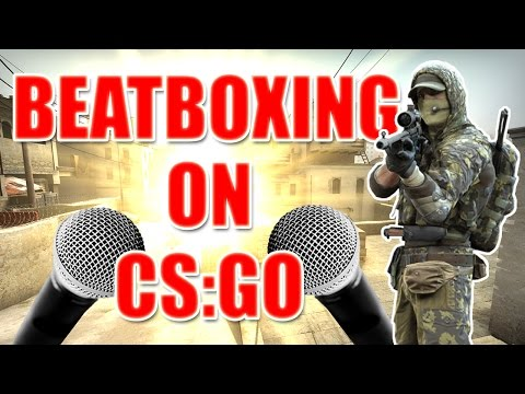 WHEN A BEATBOXER PLAYS CS:GO: SUBSCRIBE FOR MORE BEATBOX CONTENT! AznStylez: https://goo.gl/E7abbl Fliqa: https://goo.gl/pHwUMB  Like my Facebook page here: https://goo.gl/JnYavq Follow me on Twitter: https://goo.gl/xFrTrH Follow me on Instagram: https://goo.gl/VSjmtU  Song: Paul Flint - Sock It To Them [NCS Release]  Music provided by NoCopyrightSounds. Video Link: https://youtu.be/8-ljaTacFL0  When a beatboxer plays csgo is a beatbox reaction / funny moments video that includes myself, codfish (previosuly known as bunnyf1uff) beatboxing different types on genres of music including drum n bass, dubstep, house, trap etc. In this video i feature other talents such as AznStylez beatbox, who is an amazingly talented beatboxer and singer and Fliqa, who an amazingly talented rapper.