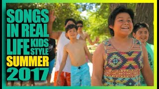 Songs In Real Life Kids Style 8 - Summer Edition 2017