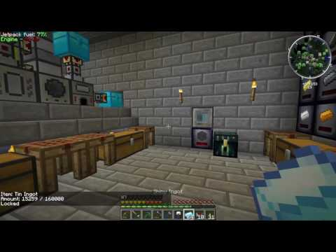 Minecraft Space Chickens - S3E38 - Progress Reports