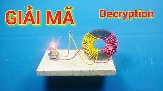 Giải Mã Máy Phát Điện Miễn Phí Từ Nam Châm Và Cuộn Dây - decryption Free Energy