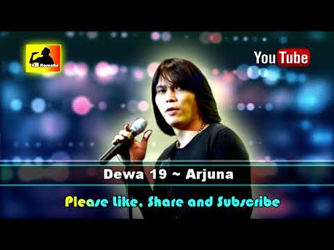 Dewa 19 ~ Arjuna Karaoke