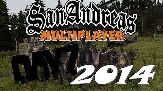 Server de SAMP DAYZ - 2014  (server fechado)