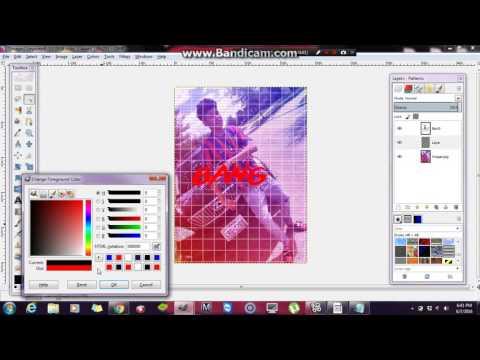 how to make slide show profile pics in imvu