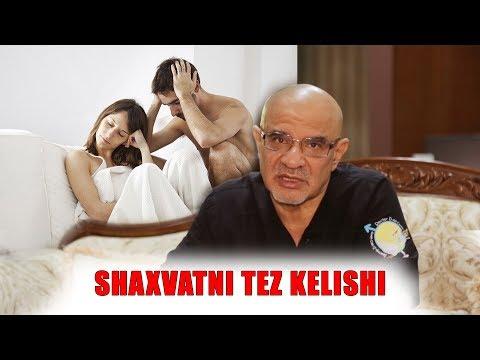 #38 DOKTOR-D: SHAXVAT TEZ KELISHI SABABLARI va DAVOSI