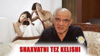 DOKTOR-D: SHAXVAT TEZ KELISHI SABABLARI va DAVOSI