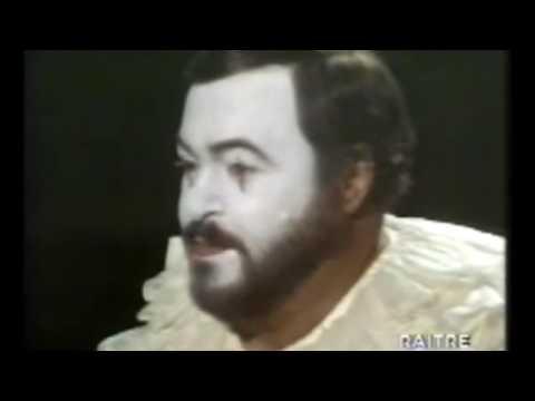 Luciano Pavarotti - Vesti La Giubba