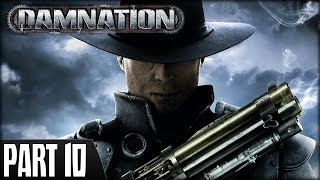 Damnation (PS3) - Walkthrough Part 10